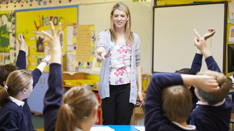 Apklausa: kas ketvirtas mokytojas JK ketina mesti darbą