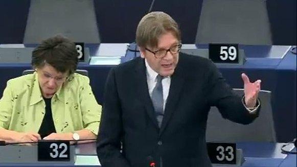 """EP atstovas: bijau, kad britai vėl iššvaistys laiką dėl """"Brexit"""""""