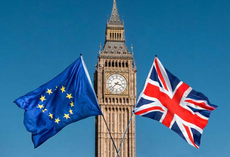 """JK parlamentas dėl """"Brexit"""" įgyvendinimo įstatymo dar kartą balsuos birželio pradžioje"""
