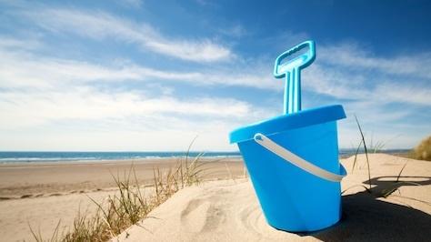 Paskelbti švariausi Anglijos paplūdimiai, kuriems suteiktas Mėlynosios vėliavos statusas