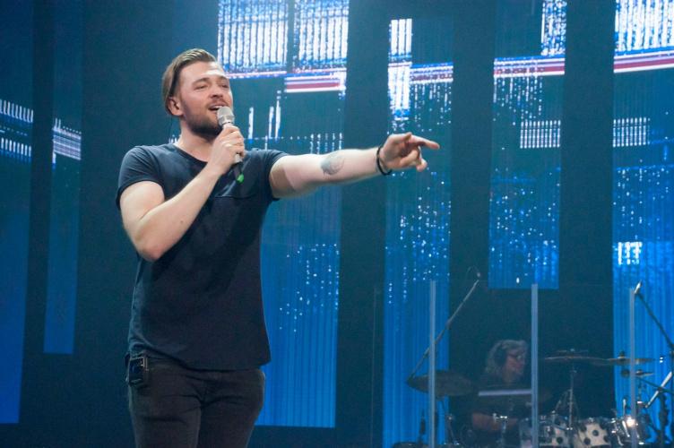 """Šiandien """"Eurovizijos"""" scenoje - Lietuvos atstovo pasirodymas"""