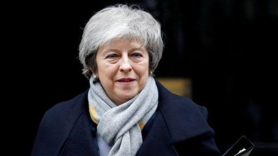 """JK parlamente atidėtas """"Brexit"""" įstatymo projekto svarstymas"""