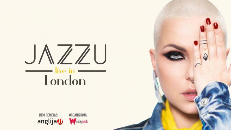 Viena populiariausių Lietuvos atlikėjų - Jazzu - atvyksta į Londoną