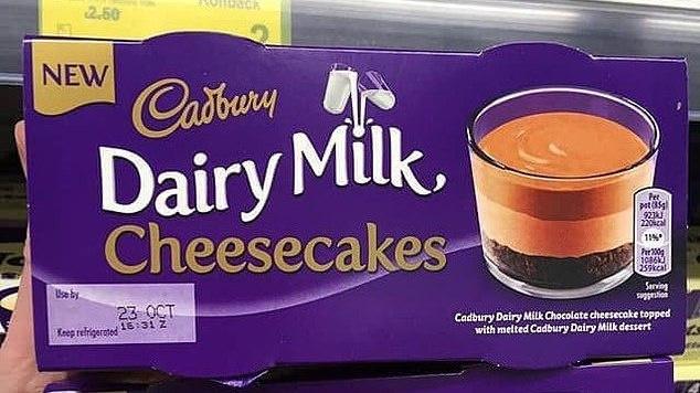 """JK iš prekybos atšaukiami """"Cadbury"""" desertai, galimai užkrėsti listerijomis"""