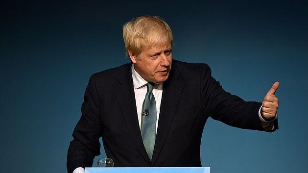 B. Johnonas: noriu, kad imigrantai būtų ir jaustųsi britais