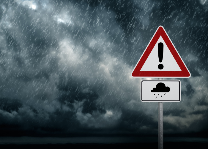 Orai JK: dvi dienas pils kaip iš kibiro, o penktadienį jau laukiama pragiedrėjimo