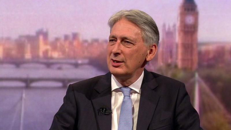 JK iždo sekretorius žada atsistatydinti, jeigu B. Johnsonas taps premjeru
