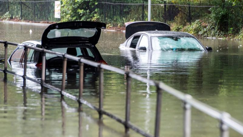 JK gyventojai perspėjami dėl perkūnijos ir potvynių