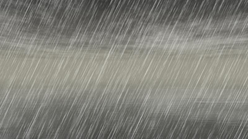 JK siaučia lietus ir vėjas, pridaryta jau nemažai žalos