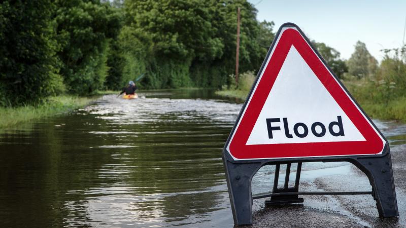 """Mokslininkai: Devonas, Cornwallis ir Pietų Velsas taps potvynių """"karštaisiais taškais"""""""