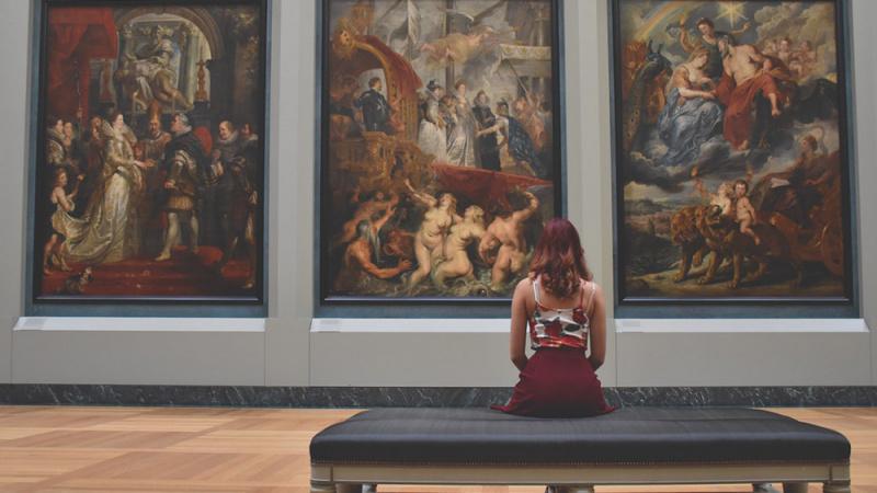 Savaitgalį Londone - galimybė panaktinėti po žymius muziejus