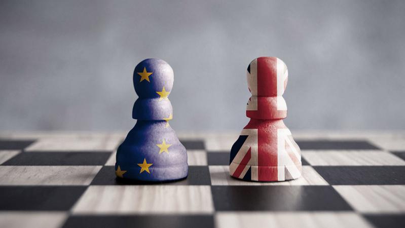 """Pateiktas naujas """"Brexit"""" planas: ES atstovai mato teigiamų postūmių"""