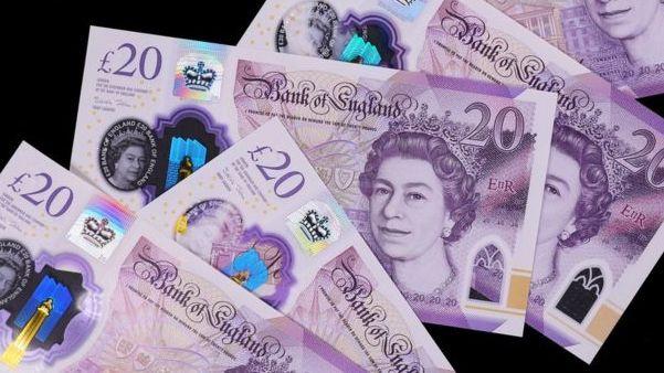 JK keičiamas labiausiai padirbinėjamo banknoto dizainas