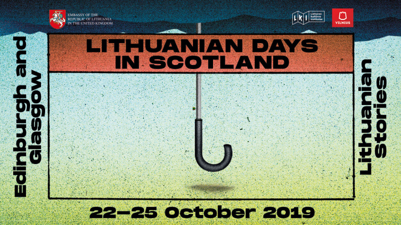 Lietuvos dienos Škotijoje - su žymiais lietuvių menininkais