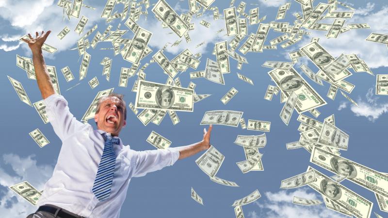 """JK atsiliepė £170 mln. """"EuroMillions"""" aukso puodo laimėtojas"""