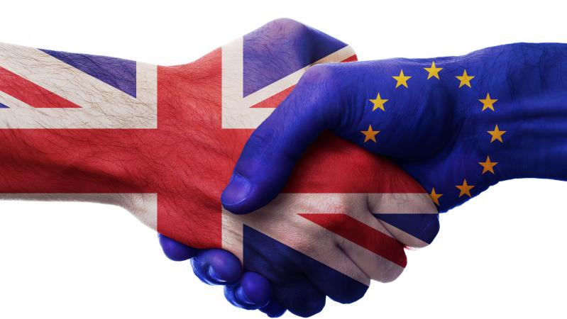 """JK premjeras paskelbė apie pasiektą naują """"Brexit"""" susitarimą"""