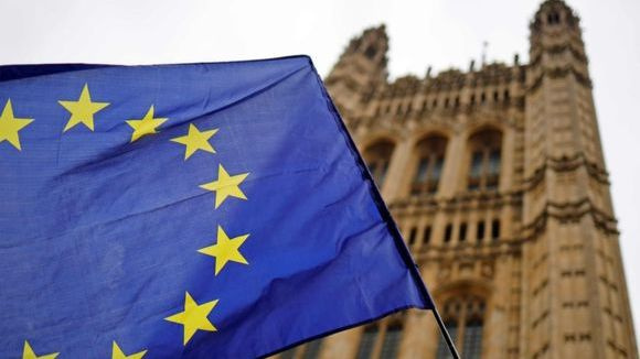 """ES sutiko atidėti """"Brexit"""" iki sausio 31 d."""
