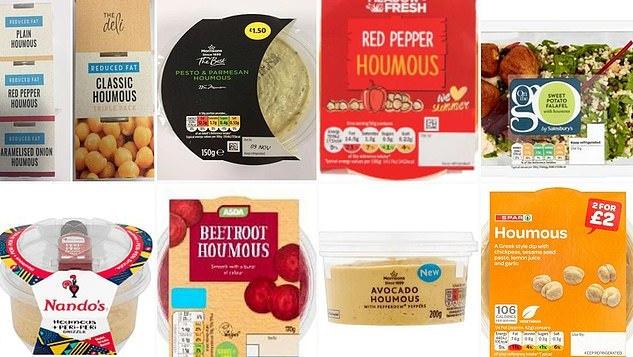 JK dėl rizikos užsikrėsti salmonelioze iš daugelio parduotuvių atšaukiami humuso gaminiai