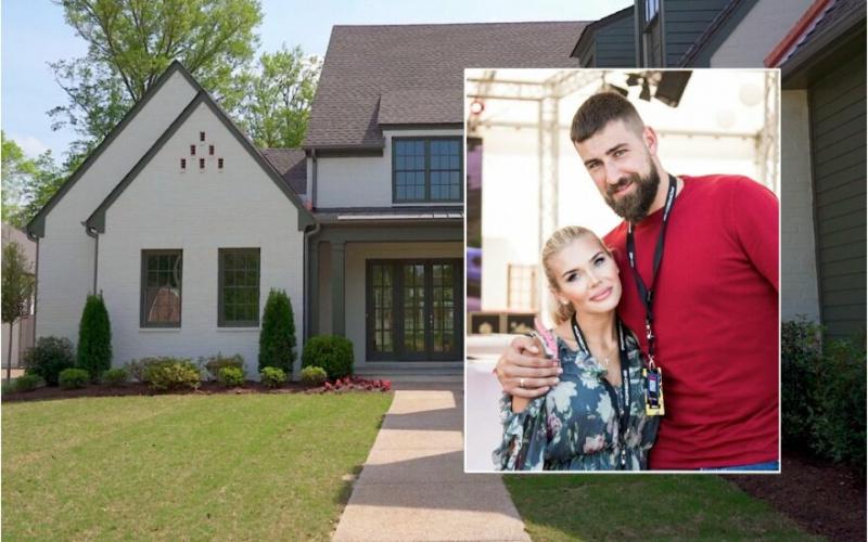 Jonas Valančiūnas įsigijo namą už beveik milijoną dolerių
