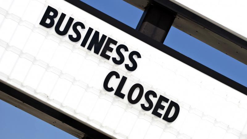 Didžiojoje Britanijoje – dar vieno stambaus verslo bankrotas