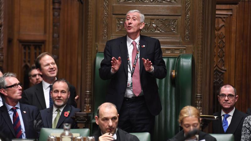 JK parlamentas turi naują vadovą