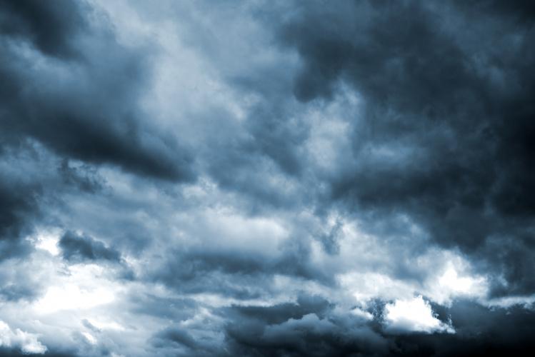 JK centrinių rajonų gyventojai perspėjami dėl gausaus lietaus