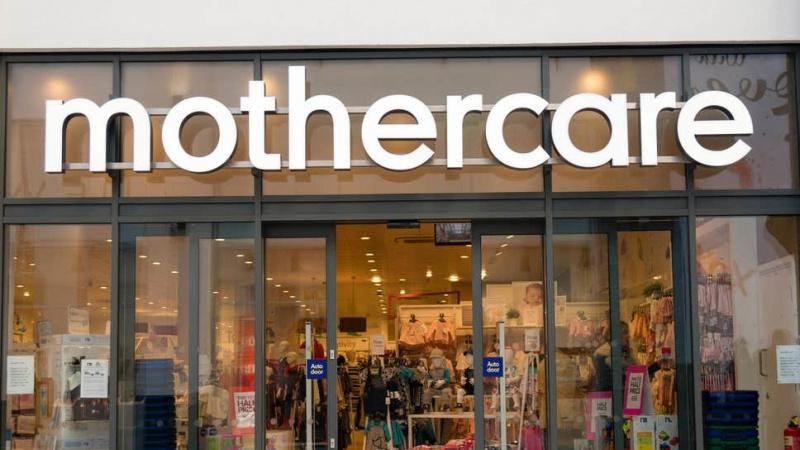 """Bankrutuojantis """"Mothercare"""" tinklas JK paskelbė didžiulį išpardavimą"""
