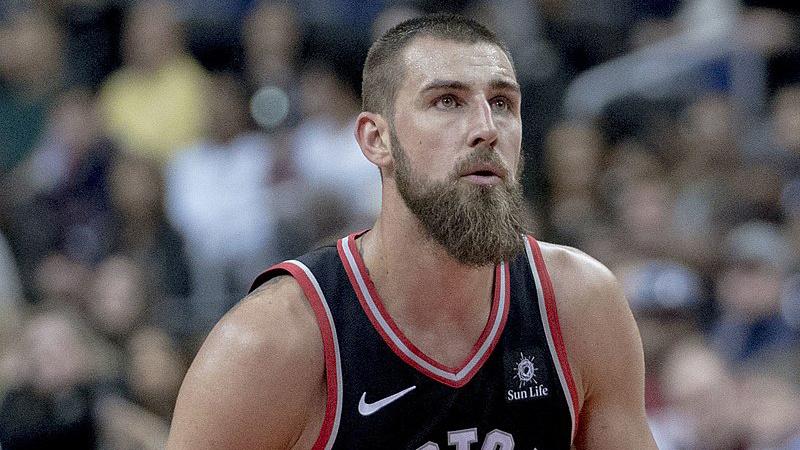 Jonas Valančiūnas NBA čempionų žiedo negaus