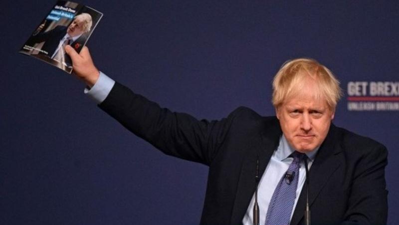 """B. Johnsono rinkiminiai pažadai: įvykdys """"Brexit"""" ir sukurs """"naują Britaniją"""""""