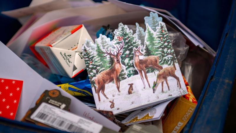 JK mokyklos direktorius uždraudė kalėdinius atvirukus, nes šie ... kenkia gamtai