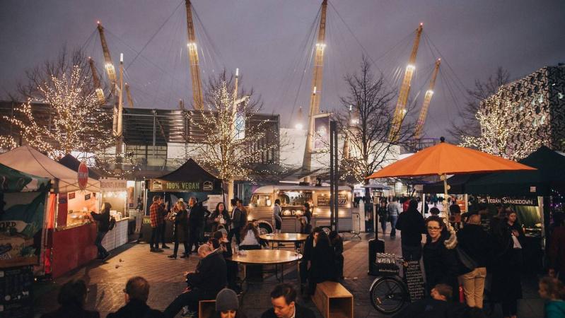 """Savaitgalį Londone kviečia """"Sample Christmas"""" turgelis"""