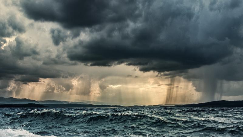 JK išvengė dar vienos audros, tačiau bus tikrai labai vėjuota