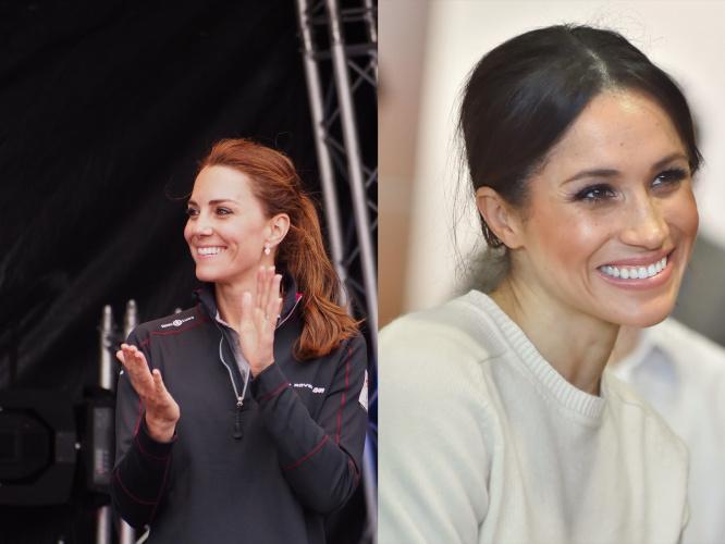 Karališkosios šeimos darbuotojai įvardijo esminį skirtumą tarp Middleton ir Markle