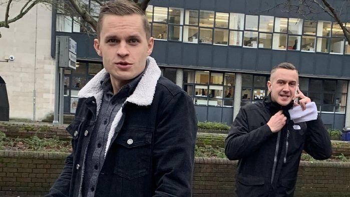 Vyrą žiauriai sumušę JK lietuviai išvengė realios laisvės atėmimo bausmės