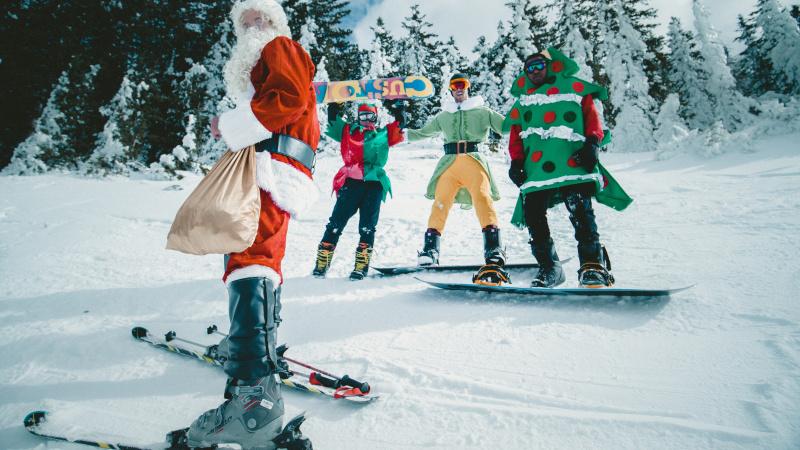 Kitokios Kalėdos: išskirtiniai kalėdiniai renginiai Londone