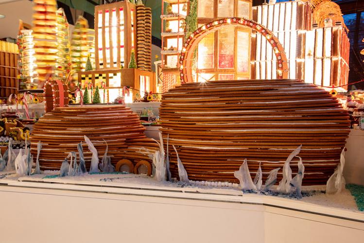 Savaitgalį Londone veiks imbierinių sausainių miestas