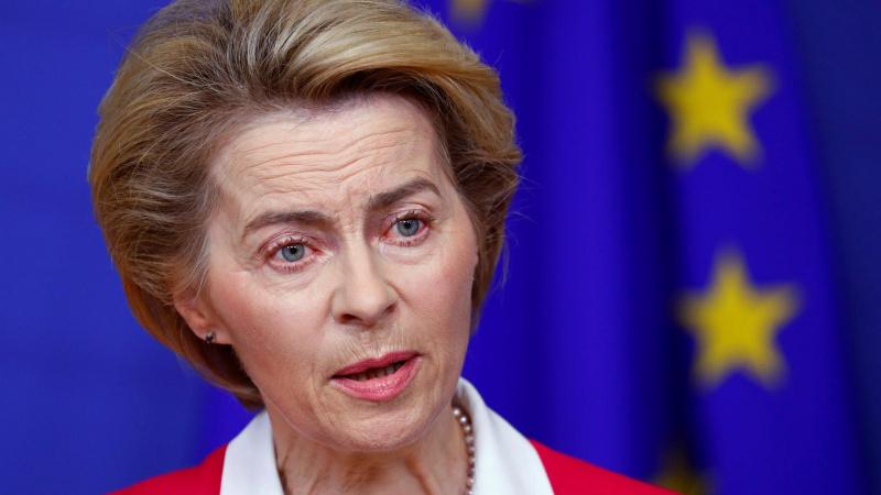 """EK pirmininkė: ES ir JK po """"Brexit"""" liks """"geromis draugėmis"""", tačiau """"nebus tokios artimos, kaip anksčiau"""""""