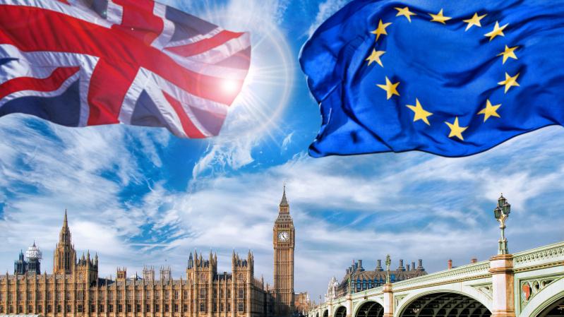 "JK parlamentas pritarė ""Brexit"" susitarimui"
