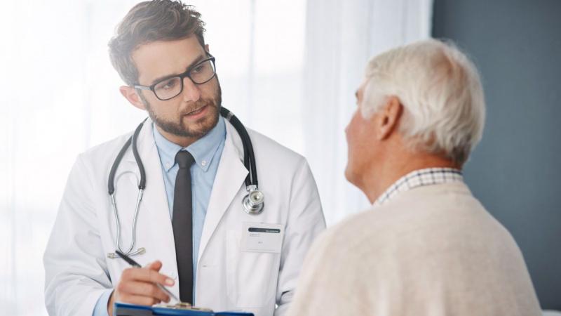 Nuo prostatos vėžio JK mirusių vyrų skaičius pasiekė istorines aukštumas
