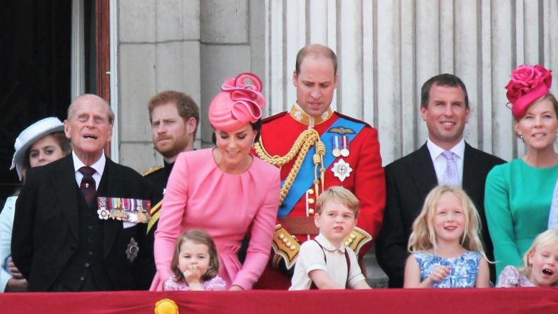 Princo George'o ir princesės Charlotte pietūs mokykloje pranoksta daugelį restoranų