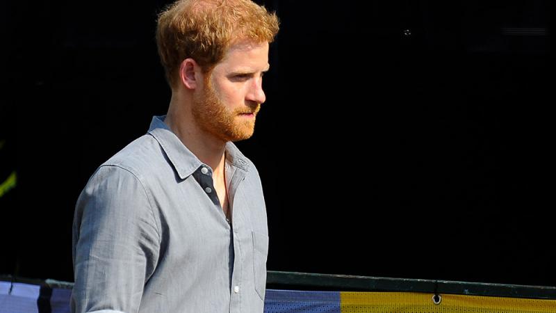 Po negailestingo karalienės sprendimo prakalbo pats princas Harry