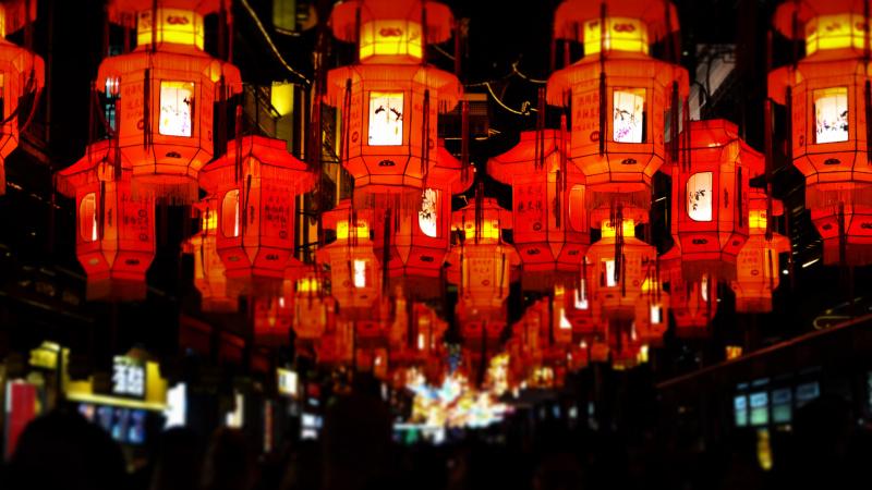 Savaitgalį Londone - Kinų Naujųjų metų šventė