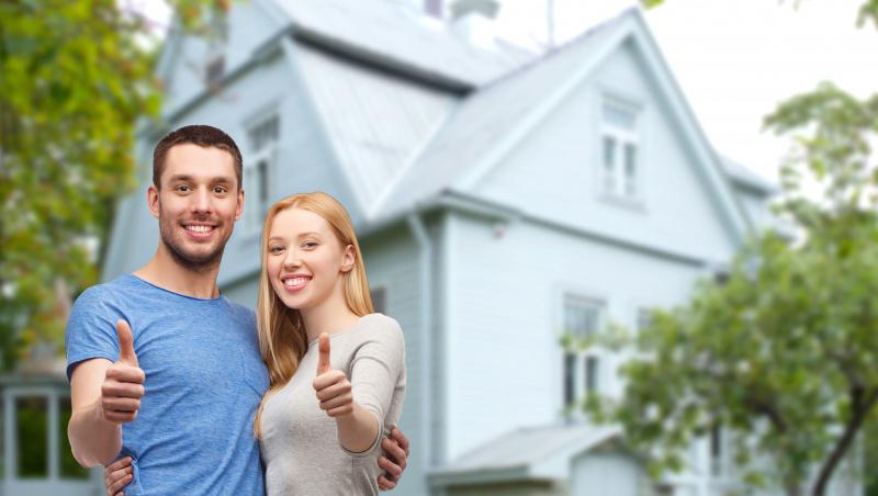 JK pirmą kartą per 10 metų paaugėjo jaunų būsto savininkų