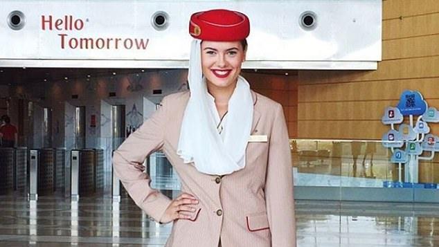 """""""Instagram"""" žvaigžde dėl darbo """"Emirates"""" tapusi lietuvė ... jį metė"""