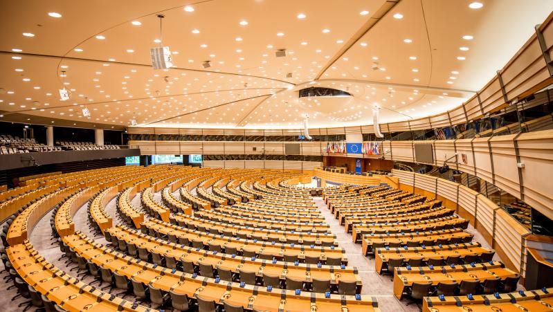 """Europos Parlamente – istorinis balsavimas dėl """"Brexit"""""""