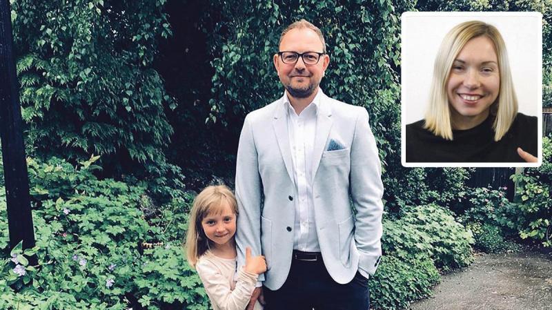 Brito ir lietuvės šeimyninė drama: vyras ieško dukters, motina su mergaite dingusi