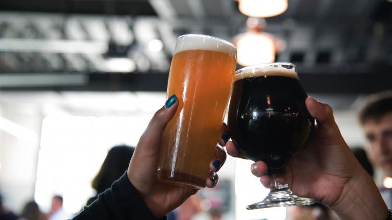 """""""Brexit"""" pasitikti kviečia Šiaurės Londono alaus festivalis"""