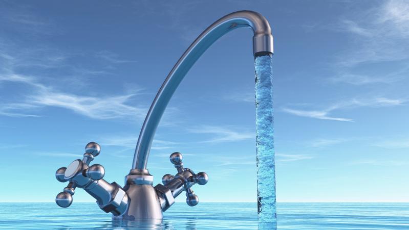 Sąskaitos už vandenį ir nuotekas JK mažės maždaug £17