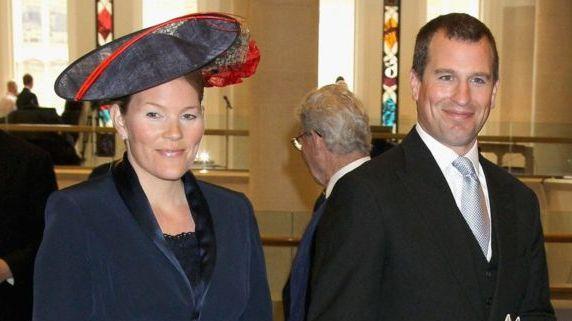 Britanijos karališkoje šeimoje – skyrybos