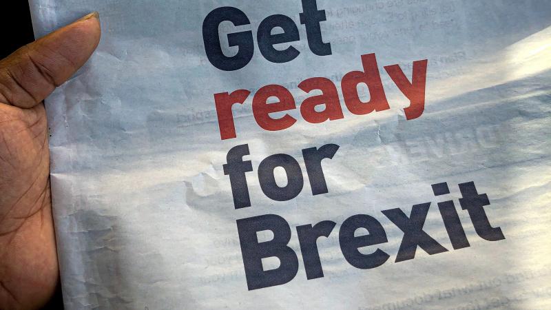 Europos Sąjunga ruošiasi kietoms deryboms su Didžiaja Britanija
